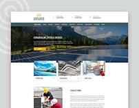 eSolaris – Renewable Energy Website