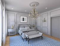 History of Interior Design: Modern Boudoir