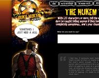 Duke Nukem Launch