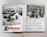 Kolpin Outdoors Catalog Design