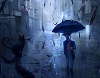 KAFKA ON THE SHORE (Haruki Murakami)