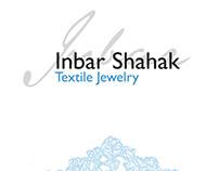 Inbar Shahak - Textile Jewelry