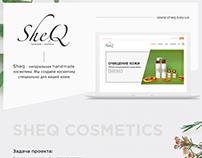 SheQ Handmade cosmetics