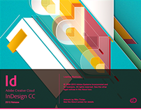 Adobe InDesign CC 2015 Artwork