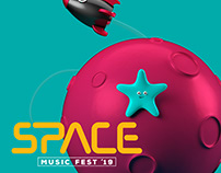 SPACE MUSIC FEST