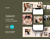 Amore - Wedding Galley Carousel