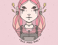 Bad Mood Babe