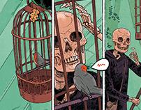 La muerte y las amapolas
