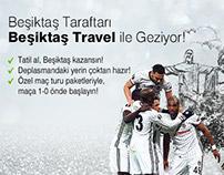 Beşiktaş nereye taraftar oraya