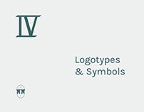 Logotypes & Symbols IV