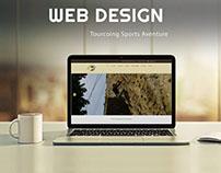 TSA, web site design
