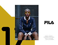 FILA - Editorial