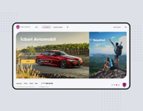 Web & Application design 2019 - Dribbble Short part 1
