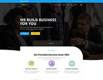 Business Website Theme