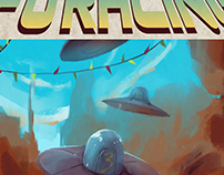 UFO RACING COLLECT CARD
