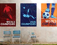 pixel soccer identity