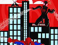 """Spider-Man"" #MySpiderVerse #contest"