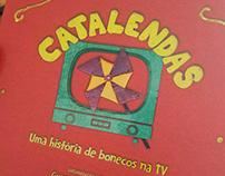 Ilustrações Livro Catalendas, tv Cultura do Pará