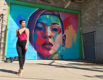Helikon Mural Project