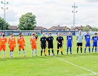 Winsford United Vs AFC Blackpool, F.A Cup Qualifier