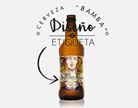 """Cerveza """"Bamba"""" / Beer """"Bamba"""""""