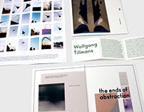 Wolfgang Tillmans Artist Collection