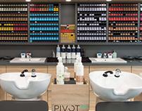Wella Professionals Budapest Hairdressing Salon