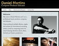 Daniel Martins' Web Portfolio