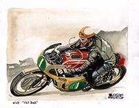"""Mike """"The Bike"""""""