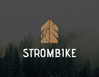 Corporate identity (client: STROMBIKE s.r.o.)