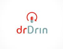 Dr Drin - logo design