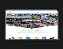 Web Design. Rubenetti Coastal Rowing