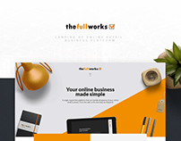TheFullWorks - Corporate site design