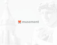 iOS - Android App for Musement