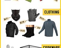 Wish List: 20 Gift Ideas Under $25 (Infographic)