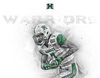 Warriors: by Brett Gemas