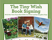 Tiny Wish Event Poster