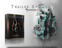 "Musical Sampling ""Trailer Strings"" Kontakt Interface"