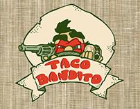 Taco Bandito Branding
