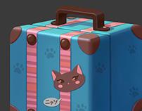 Texture cubes study
