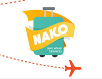 NAKO Bag Wrap Services