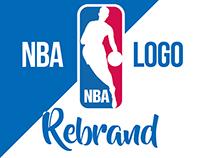 NBA Logo Rebrand