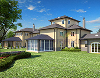 Praxis Studio- Architectural 3d rendering services