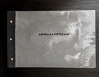 Apocalyptech Handmade Book