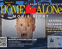 Nonprofit Movie Night Fundraiser