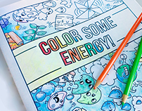 Color Some Energy!