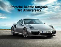 Porsche Centre Gurgaon : 3rd Anniversary video