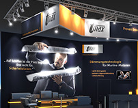 Thermamax Booth Visualization for BBCO MesseManufaktur