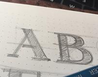 Beaumaris Slab Serif Font