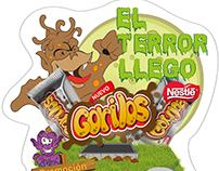 Afiche Goriloz
